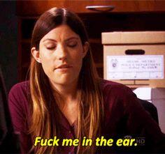 Fuck me in the ear